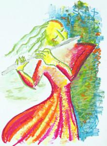 Flute Girl,website